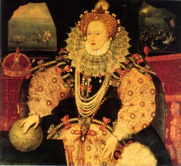 Elizabeth I Armada portrait saved for the nation