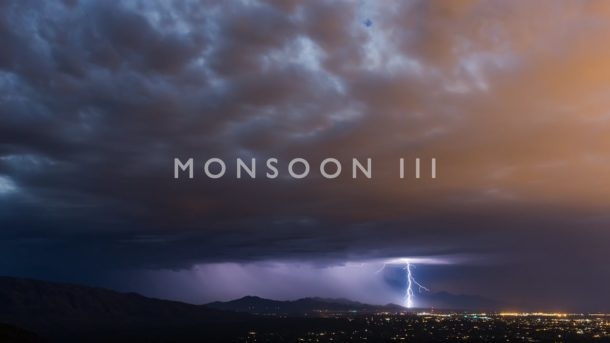 Monsoon III (4K) by Mike Olbinski