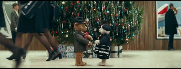Heathrow Airport Ad Christmas 2017