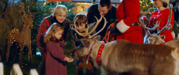 Morrisons Ad Christmas 2017