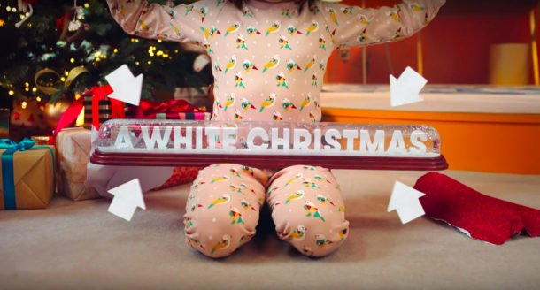 TK Maxx Ad Christmas 2017