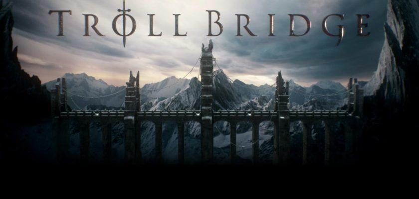 TROLL BRIDGE by Terry Pratchett