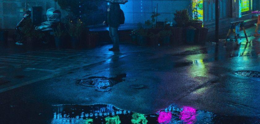 Midnight Rain by steveroe_