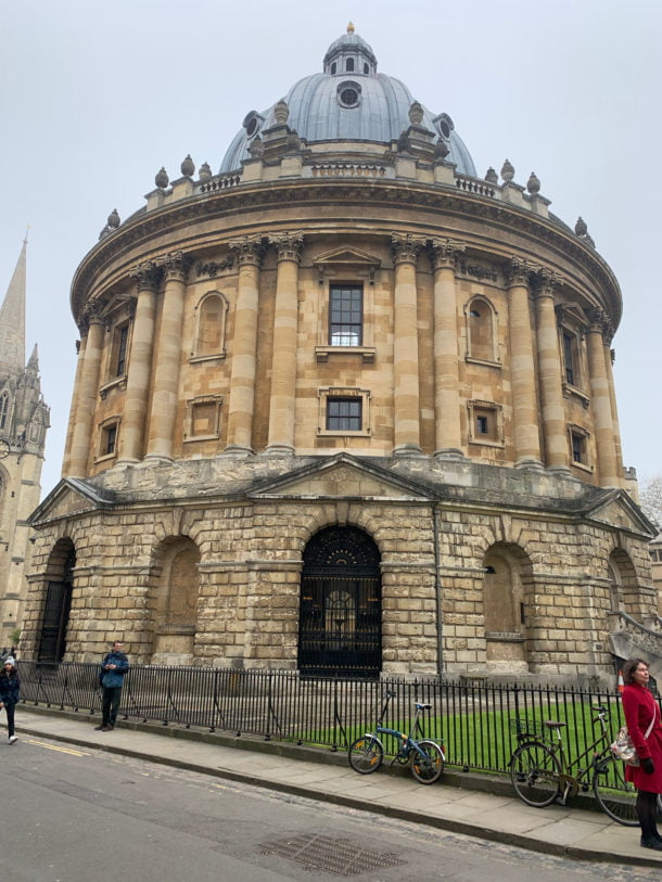 Radcliffe Camera - Oxford 2019 - 2