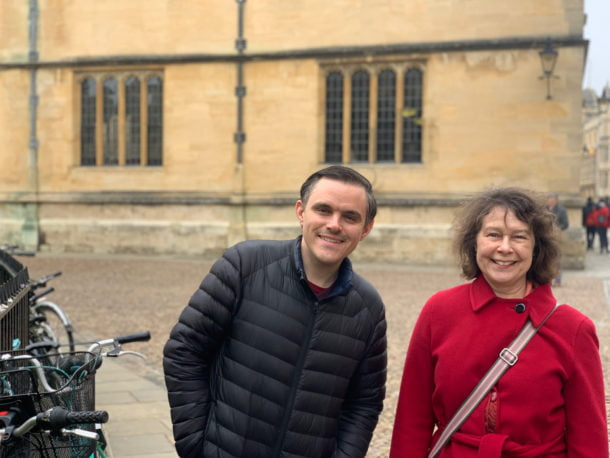 Bodleian Libraries - Oxford 2019 - 4